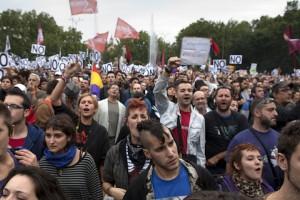 """El 25-S cobra fuerza y convoca nuevas movilizaciones """"sin violencia"""""""