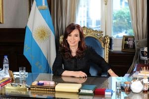 """Cristina Kirchner: """"Il y a deux façons de faire du journalisme, celui de la rue et celui qui défend les intérêts des entreprises"""""""