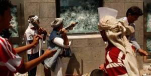 La ira estalla en más de 20 países árabes