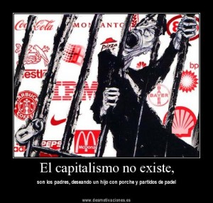 Le capitalisme n'existe pas