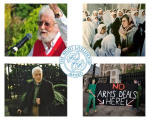 Prêmios Right Livelihood 2012 vão para o Reino Unido, EUA, Afeganistão e Turquia