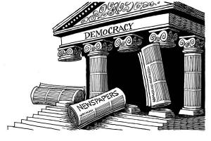 Why Democracy needs Assanges