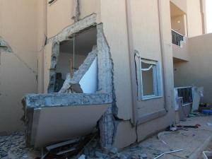 Libia y Siria son focos del horror