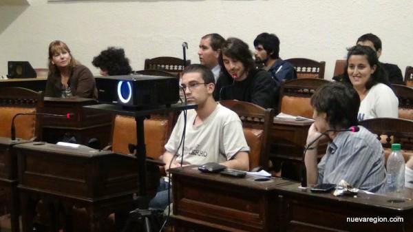 Voto Joven: Debate en el Concejo Deliberante de Rosario