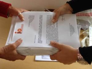 Consegnate a Milano 6.200 firme per il testamento biologico
