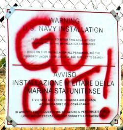 MUOS: bloccare subito i lavori a Niscemi