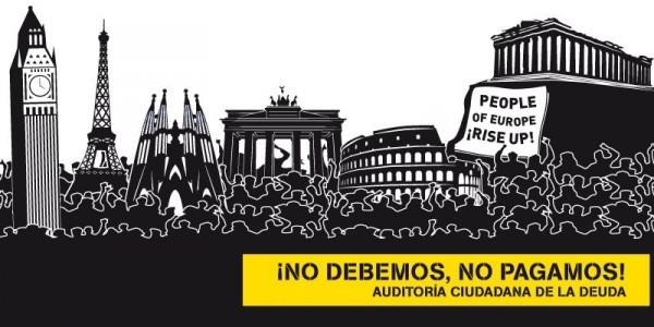 Non siamo debitori, non pagheremo. Ora dipende da noi!