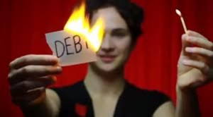 Rolling Jubilee: Buying Up Distressed Debt, Occupy Offshoot Bails Out the People, Not the Banks