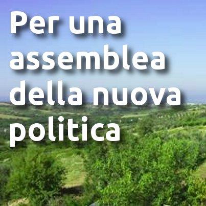 """Appello """"Per una assemblea della nuova politica"""""""