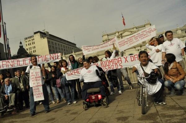 """Organizaciones de discapacitados afirman: """"Ya no es cuestión de empresas de beneficencia"""""""