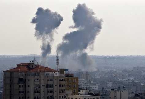 Jerusalén con sirenas antiaéreas