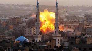 A Gaza rimbomba anche il vuoto politico tutt'intorno