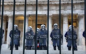 Protesta, represión y no-violencia en Grecia