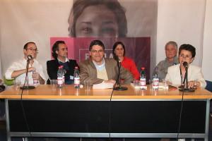 Presentación del libro «Perspectivas desde el Humanismo de las encrucijadas del mundo actual» en el marco de la Feria Internacional del Libro de Santiago