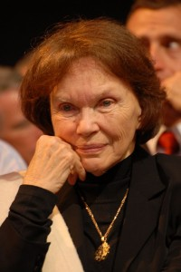 Danielle Mitterrand : La détermination de la douceur