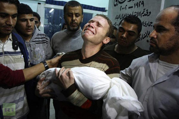 Brutal ataque de Israel sobre Gaza deja  al Medio Oriente a las puertas de una guerra mayor