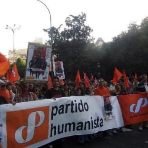 El Partido Humanista apoya la huelga general del 14 de noviembre
