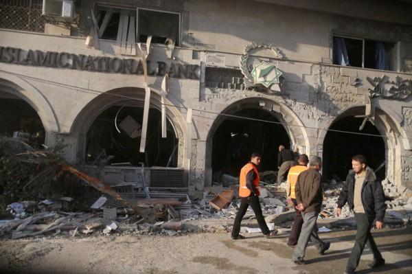 Acordo consegue cessar-fogo entre Israel e Gaza após 147 palestinos e 5 israelenses morrerem