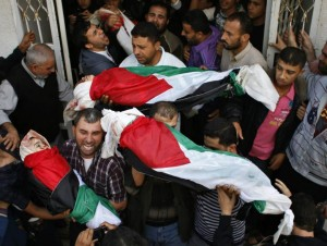 Oltre 100 le vittime a Gaza.  Guerra elettronica: propaganda o denuncia del crimine israeliano
