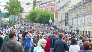 Russia/EU: Moment of Truth Over Human Rights