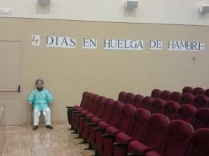 4º Día de Huelga en el Hospital de la Princesa