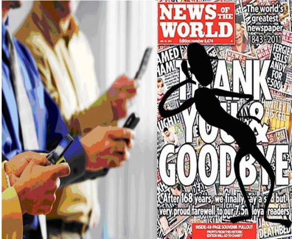 Corporate Power masquerading as Freedom of the Press: The UK concludes the Leveson Enquiry