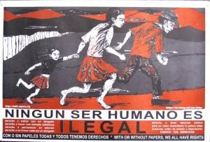 ¿Va a ser ilegal ser humanitario en España?