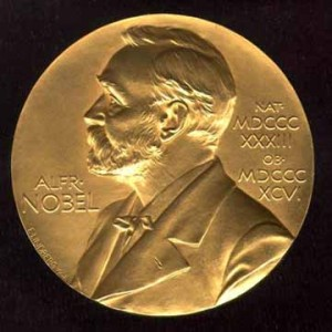 Why Isn't the Nobel Peace Prize For the Champions of Peace?