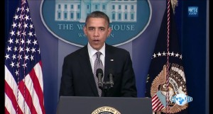 Obama vows action after online guns petitions