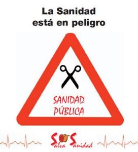"""Un trabajador en huelga de hambre y cincuenta personas más se """"atrincheran"""" en el Hospital de la Princesa de Madrid"""
