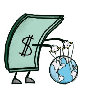 Nouvel Ordre Mondial: la « super-entité » du cartel banquier supranational expliquée…