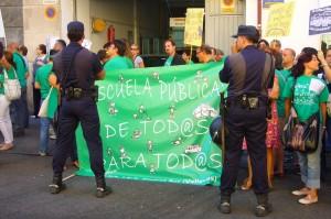 Puestos a comparar, un avance del informe 2012 de la Educación en el estado español