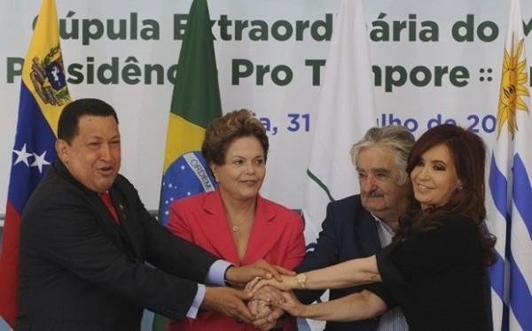 La 14ª Cumbre Social del Mercosur empieza mañana (4/12)