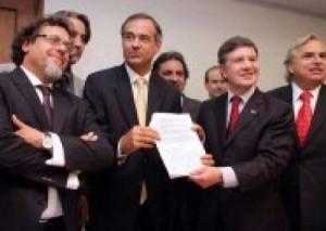 Patricio Andreu: «La Concertación es la Izquierda de la Derecha»