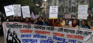 Indian media pushing for change after gang-rape case