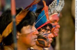 Primeiro avanço de um caminho incerto para os Guaranis-Kaiowás