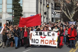 Idle No More on Turtle Island
