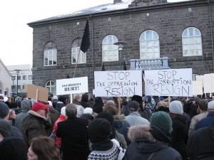 Precisiones de un islandés indignado
