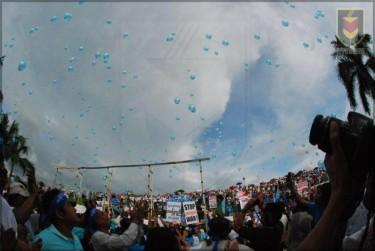 Myanmar (Birmanie) : 2012, année de manifestations