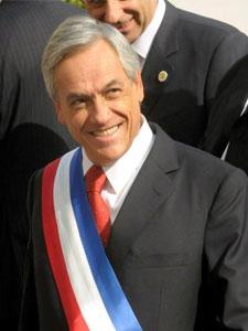 Piñera rechazó la autodeterminación proclamada por la comunidad mapuche