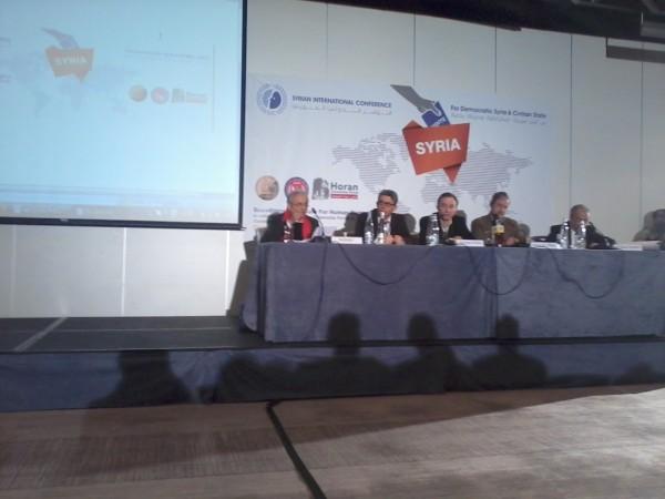 Conferência Internacional Síria: Declaração de Genebra