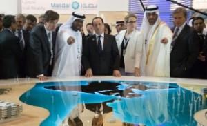 Abu Dhabi opens World Future Energy Summit