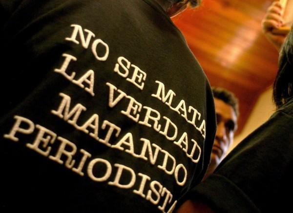 45 journalistes ont été assassinés en 2012 en Amérique Latine