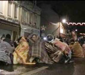 Imigrantes sem documentos terminam greve de fome na França