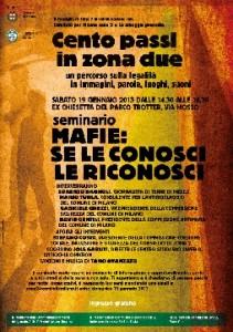 Seminario sulle mafie in zona 2 a Milano