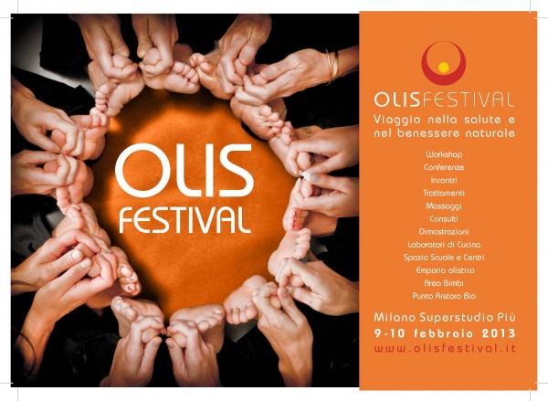OLISfestival, la prima manifestazione dedicata al mondo dell'olistica e dei metodi di cura naturali