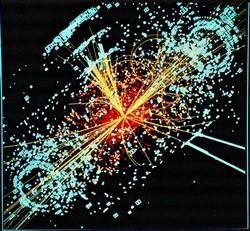 Le Boson de Higgs ou la Particule de Dieu !