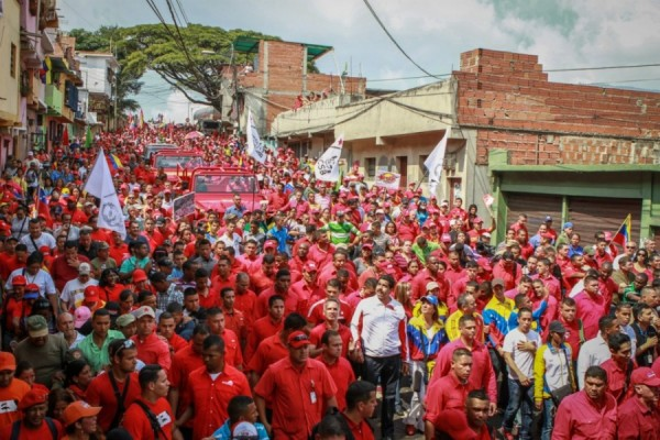 Venezuela, « Tous sont Chavez même sans Chavez »