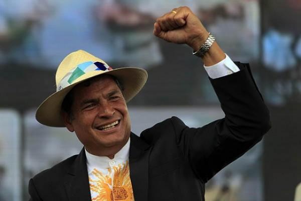 Ecuador: polls show Correa will win next week's elections