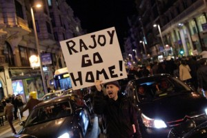 Spaniards to protest against austerity cuts, corruption